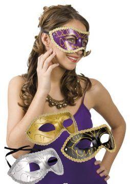 Loup masque carnaval de venise