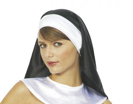 coiffe nonne bonne soeur