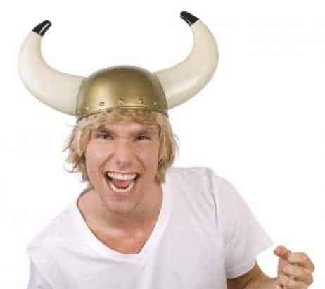 coiffe viking