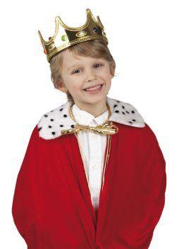 Couronne de roi pour enfant