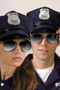 Lunettes de soleil police
