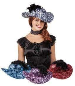 Chapeau femme duchesse