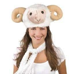 chapeau bélier