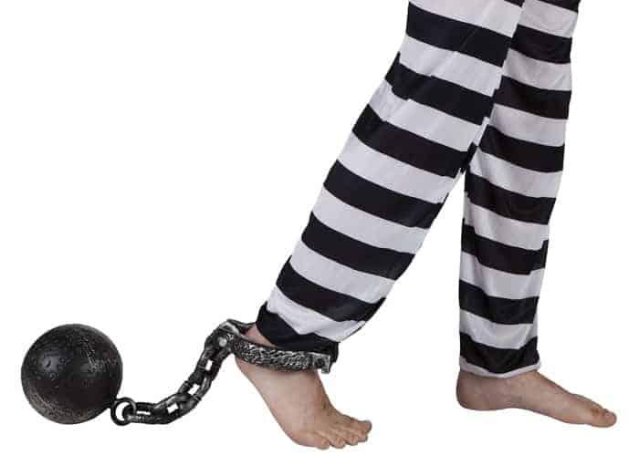 Boulet de prisonnier ced for Porte et fenetre boulet