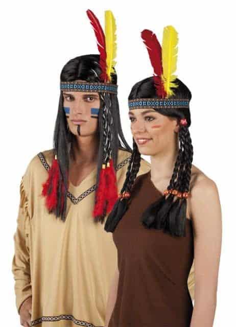 Bandeau indien mixte