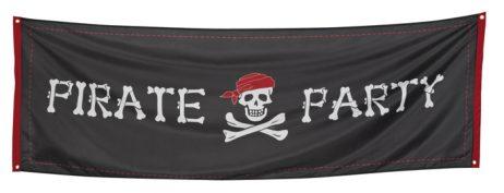 Banniere pirate 74 x 220 cm
