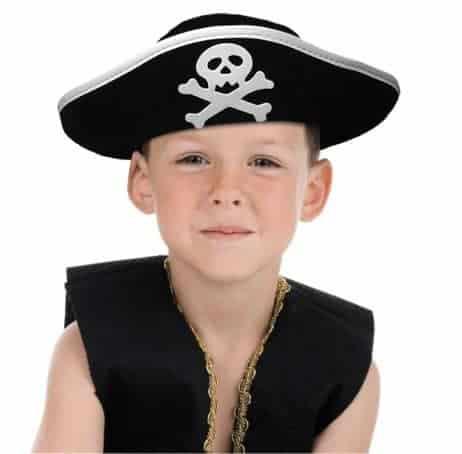 Chapeau corsaire enfant