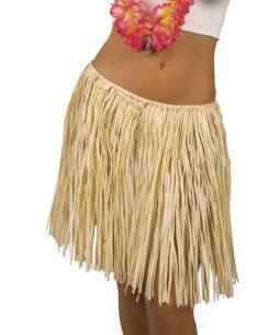 Jupe hawaienne 45 cm en raphia