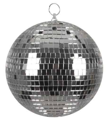 BOULE A FACETTES 20 CM (Boule Disco Party)
