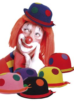 Chapeau de clown adulte