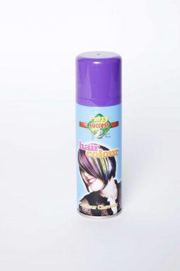 Laque violette 125 ml pour cheveux