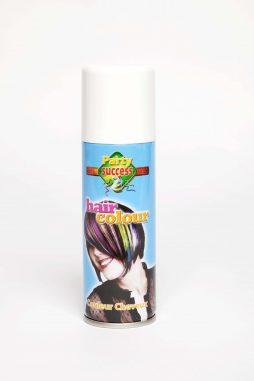 Laque aerosole de couleur blanche 125 ml