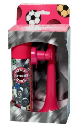 Corne du supporter 150 ml + recharge