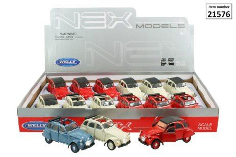 2 CV CITROËN CLASSIQUE (Petites voitures collection)