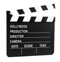 Clap Hollywood cinéma