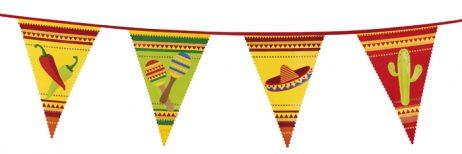 Banderole fanions mexique