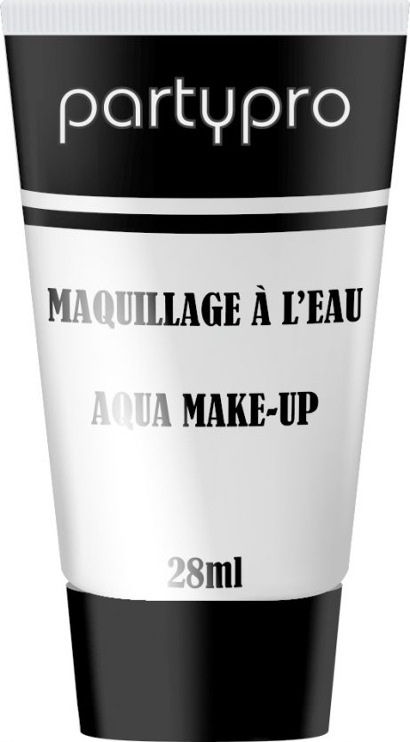 FOND DE TEINT BLANC (Maquillage crème - 25ml)
