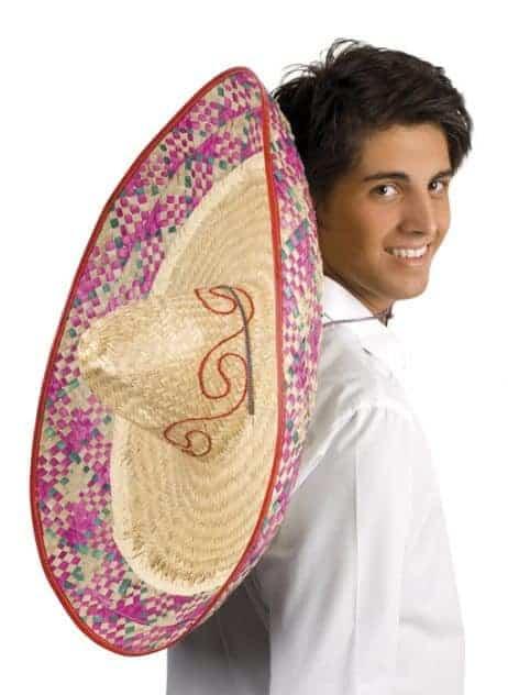 Chapeau Sombrero 70 cm