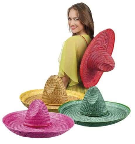 Sombrero mexicain 50 cm