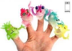 Monster doigt
