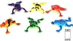 Grenouilles de 6 couleurs différentes lance eau