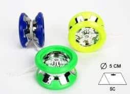 yoyos roues 5 cm
