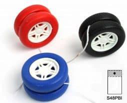 Yo-yo roue