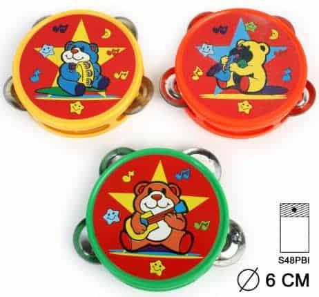 Tambourin jouet enfant