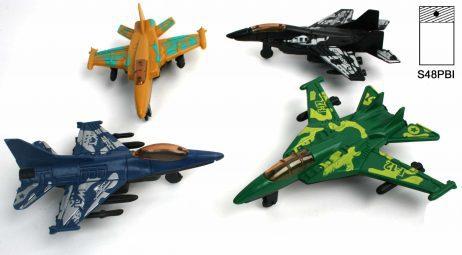48 avions de chasse jouet enfant