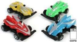 Buggy 6 cm 4 couleurs