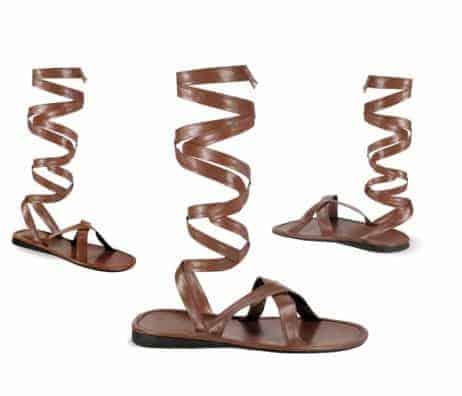 Sandale rome atnique pour homme