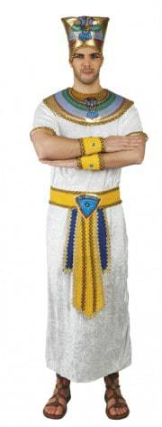 Costume de pharaon egyptien
