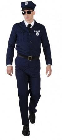 costume agent de police