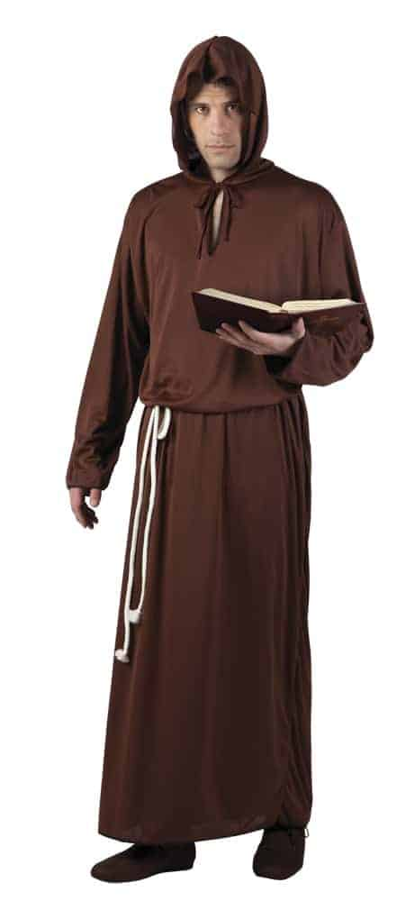 MOINE RELIGIEUX (Déguisement Adulte)