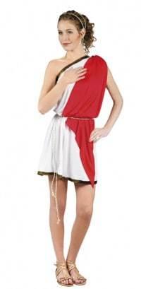 Costume de romaine sexy