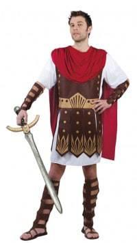 Deguisement de soldat romain gladiateur