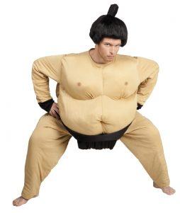 Deguisement sumo