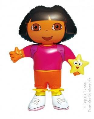 Dora l'exploratrice gonflable 46 cm