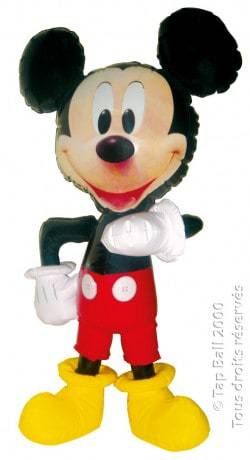 Gonflable Disney Mickey 52 cm
