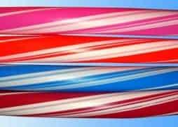hula hoop tréssé 75 cm