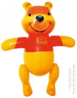 Gonflable Winnie l'ourson Disney