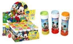 Bulle de savon Mickey