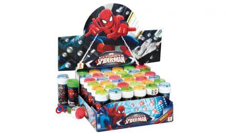 Bulle de savon Spiderman Licence