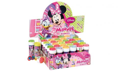 Bulle de savon Disney Minnie