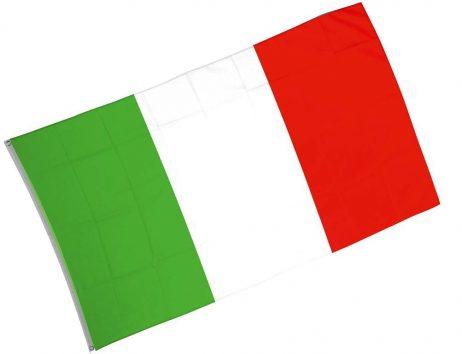 DRAPEAU DE L'ITALIE (Dimension 90 x 150 cm)