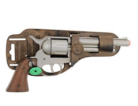 Pistolet gonher metal 12 coups