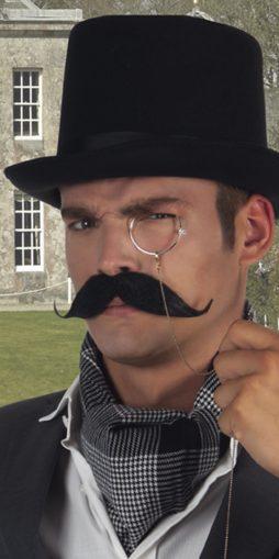 Moustache Gentleman