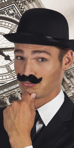 Moustache à l'anglaise Gentleman