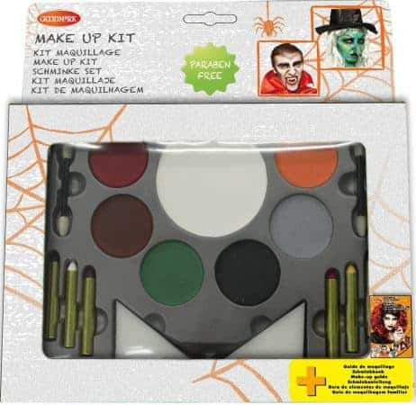 COFFRET FAMILIAL (Maquillage Halloween)