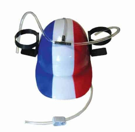 CASQUE ANTI SOIF FRANCE (Supporter France BBR)